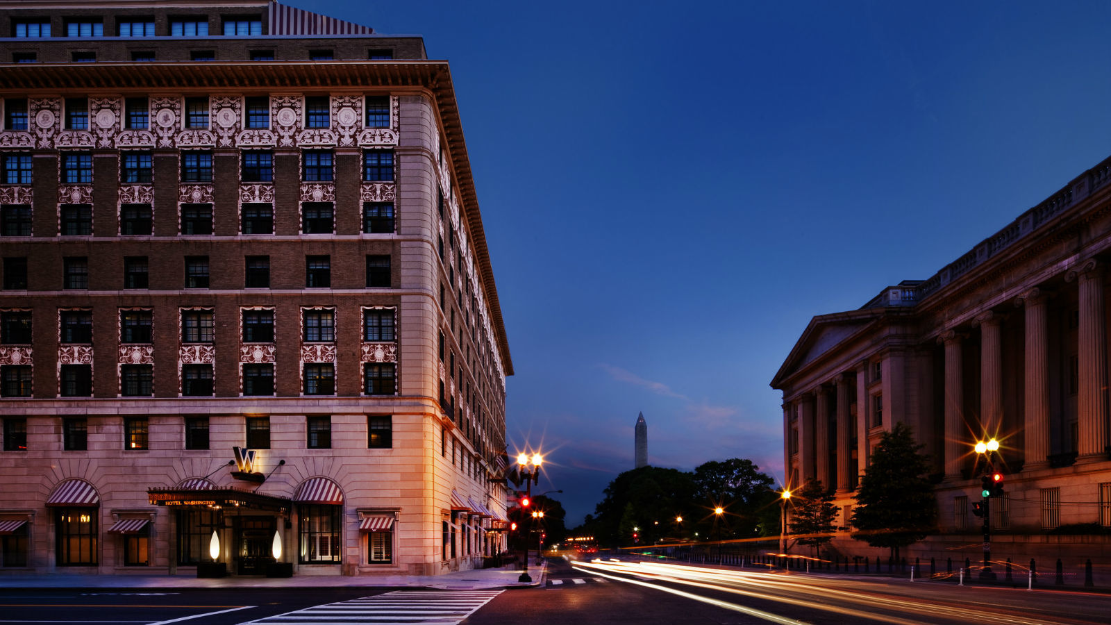 Downtown Washington D.C. Hotel Features - Farewell Kiosk