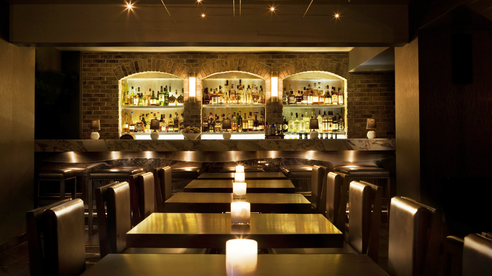 W Washington D.C. - Root Cellar Whiskey Bar